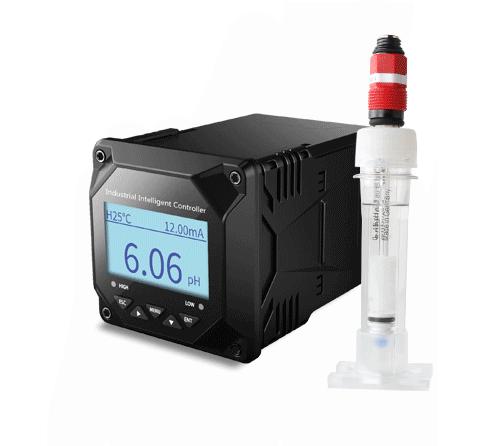 MIK-pH6.0高精度工业在线pH/orp控制器 pH检测