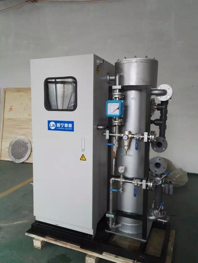 我司金属管亚博vip6应用于臭氧的测量