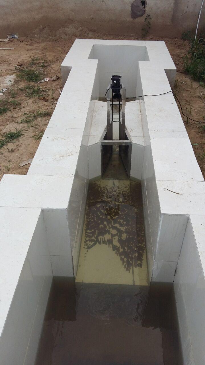 我司明渠亚博vip6应用于污水的在线监测
